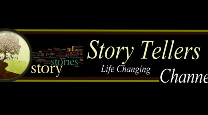 StoryTellers Channel on YouTube